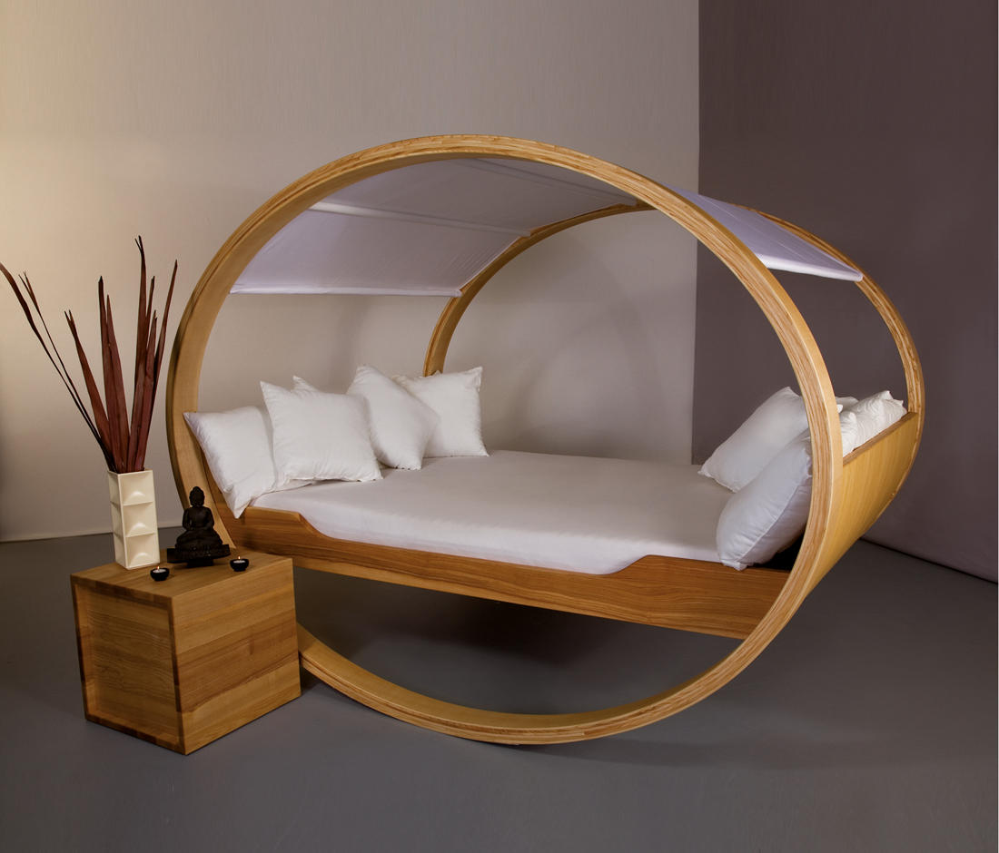 ... Private Cloud by Andreas Janson | Double beds ...