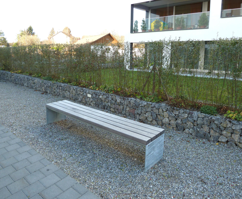 Genial Sitzbank Ohne Lehne Sammlung Von Picknick Bank Rückenlehne Von Burri | Sitzbänke