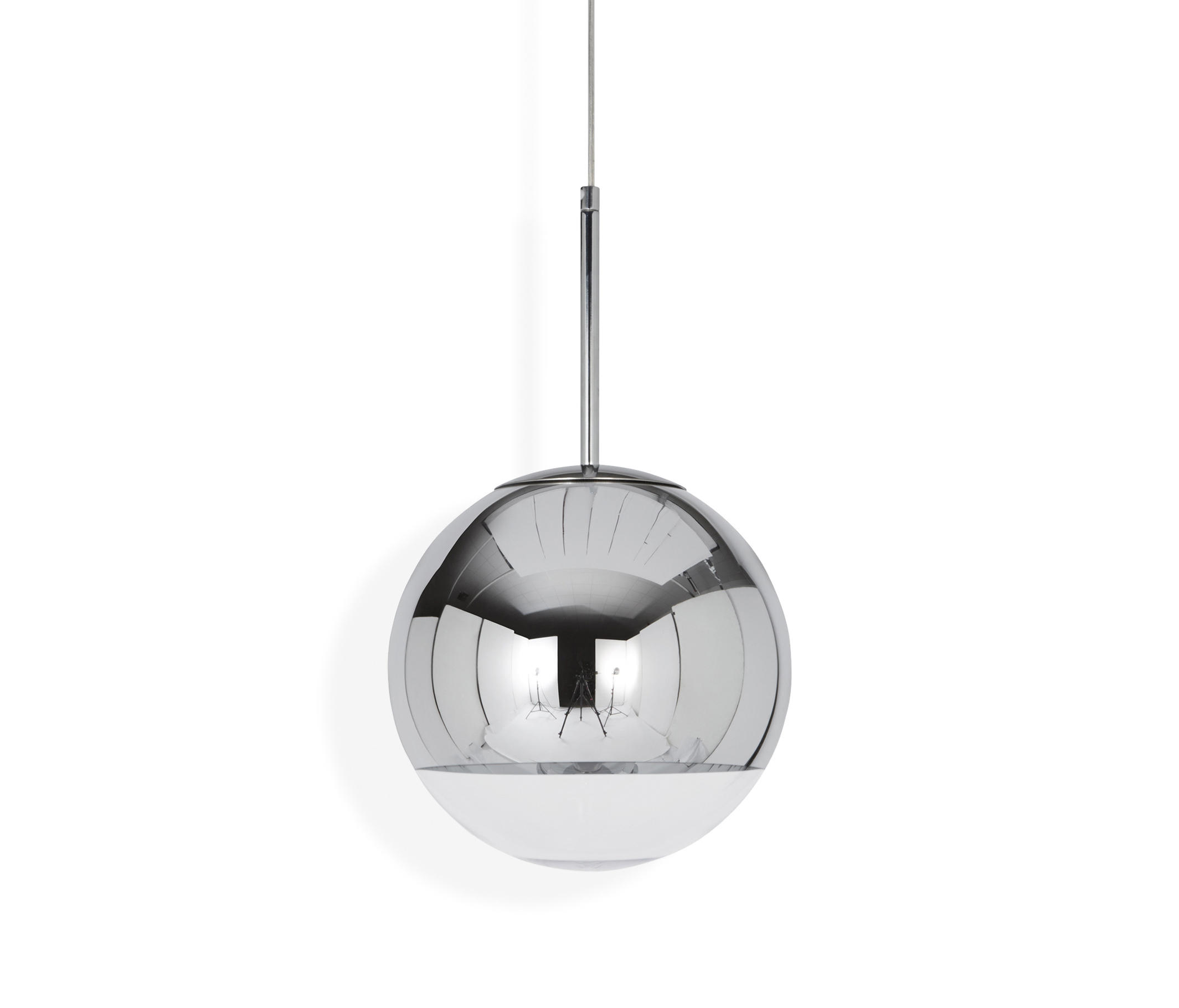 Mirror Ball Pendant 25cm Suspended Lights From Tom Dixon