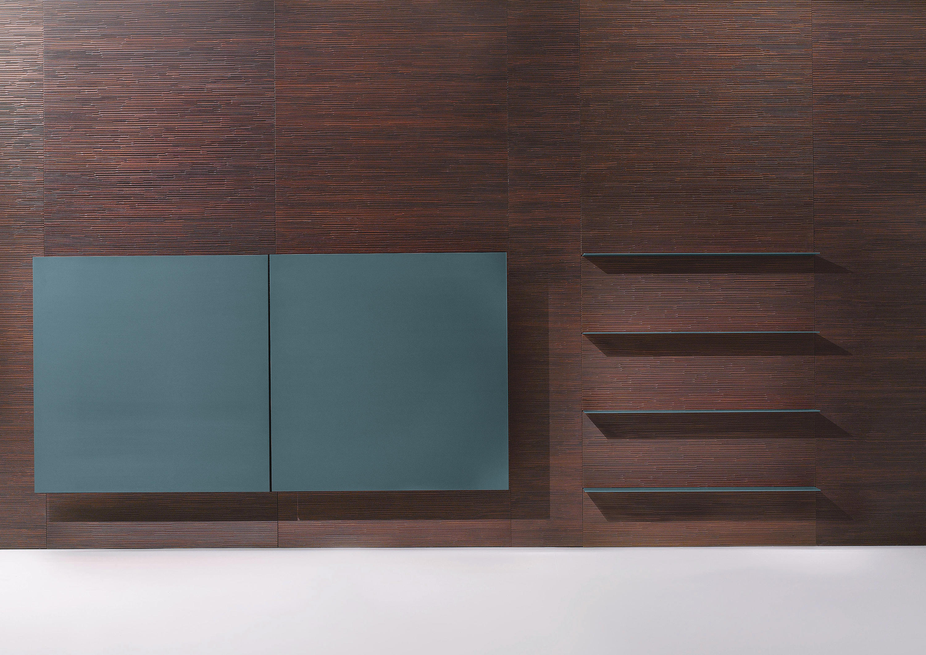 Wall Coverings Product : Decor wall covering panel with cupboard shelving from