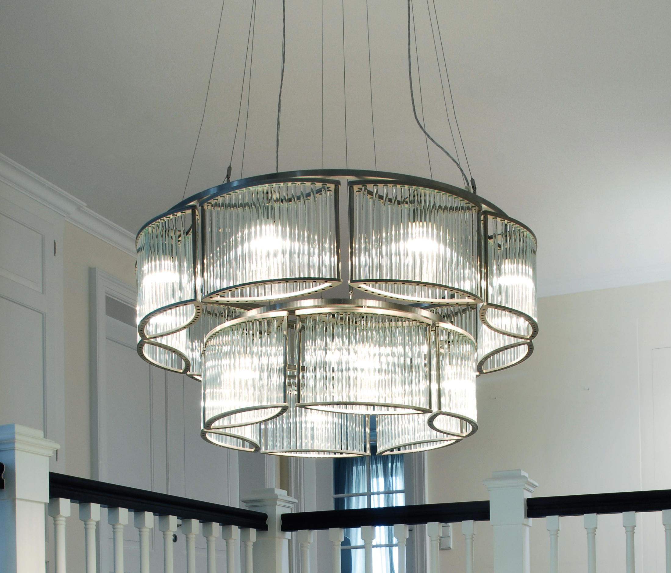 STILIO 9/6 - Ceiling suspended chandeliers from Licht im ...
