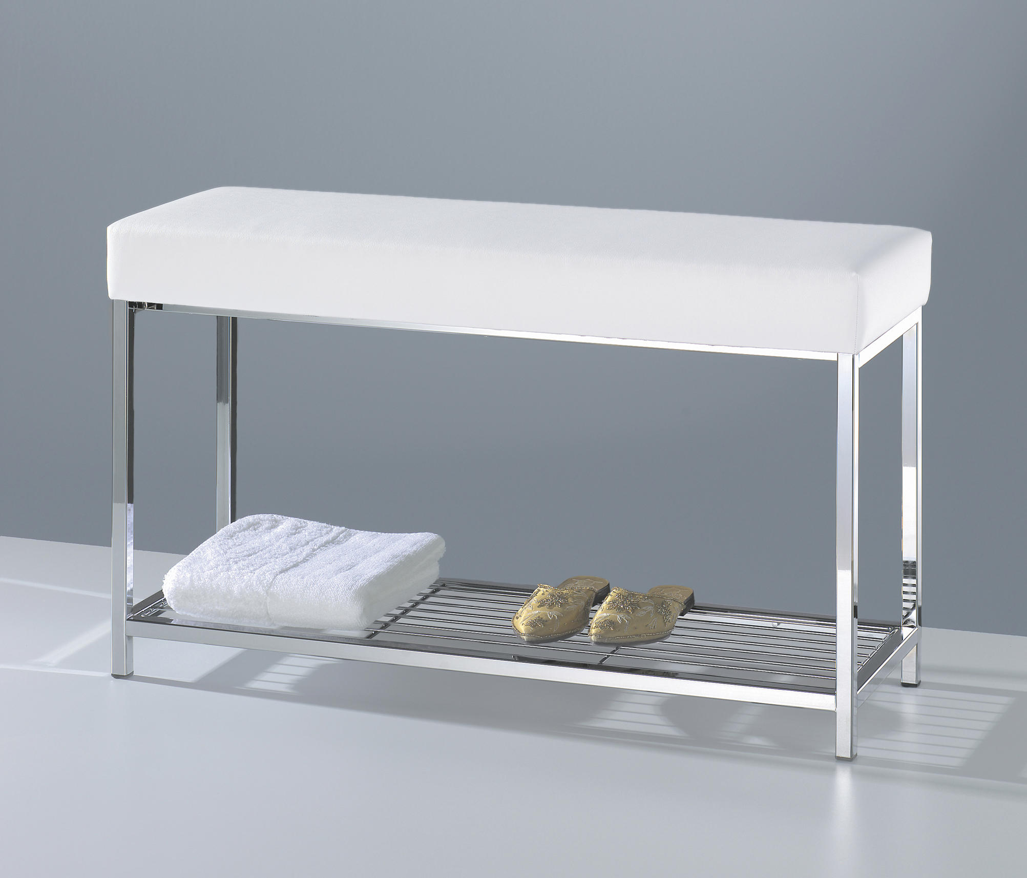 Dw 67 stools benches from decor walther architonic for Decor walther salle de bain