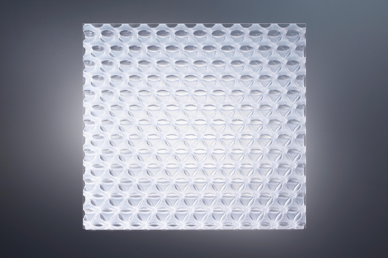clear pep uv pc kunststoff platten von design composite architonic. Black Bedroom Furniture Sets. Home Design Ideas
