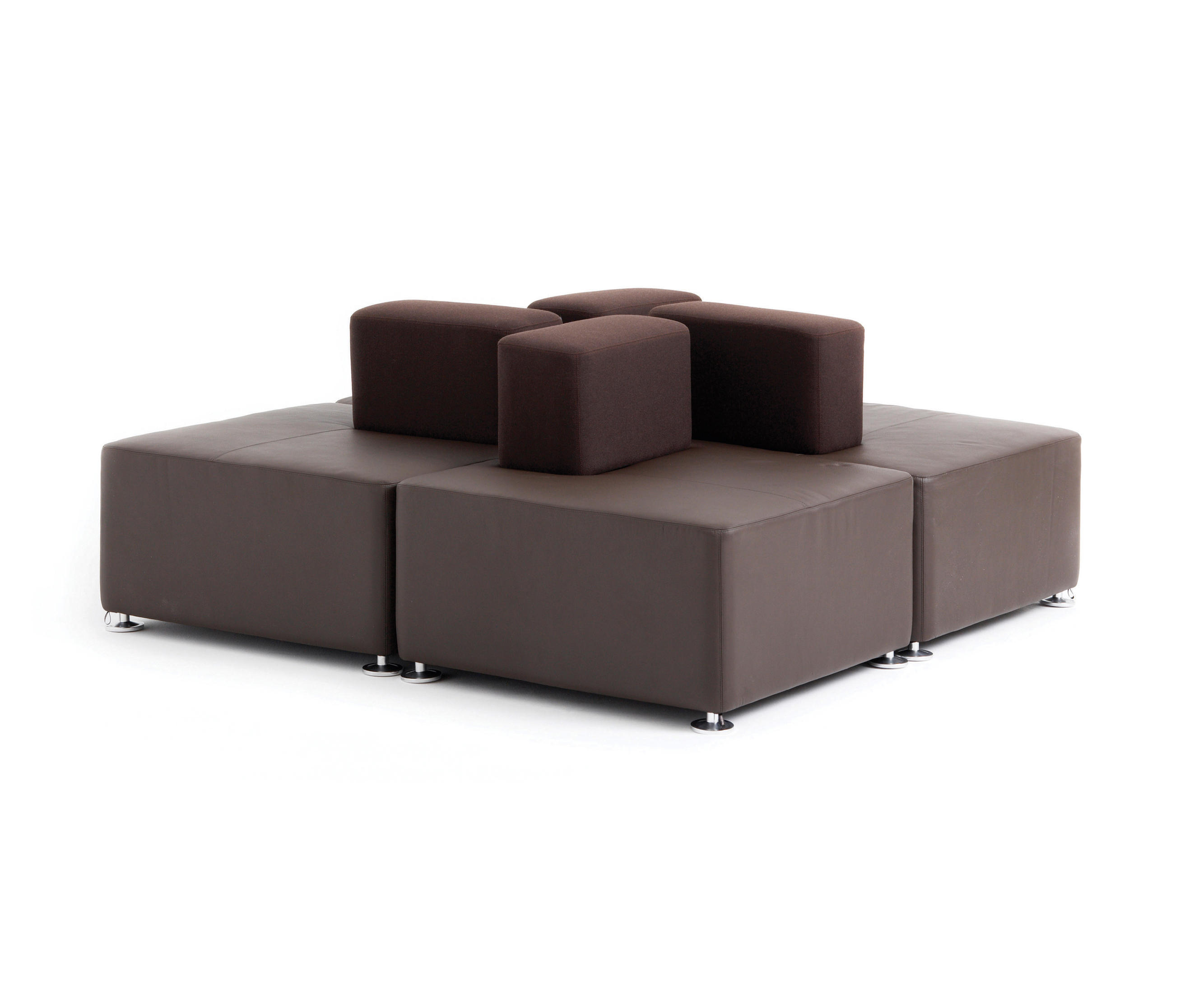 b free lounge modular seating elements from steelcase. Black Bedroom Furniture Sets. Home Design Ideas