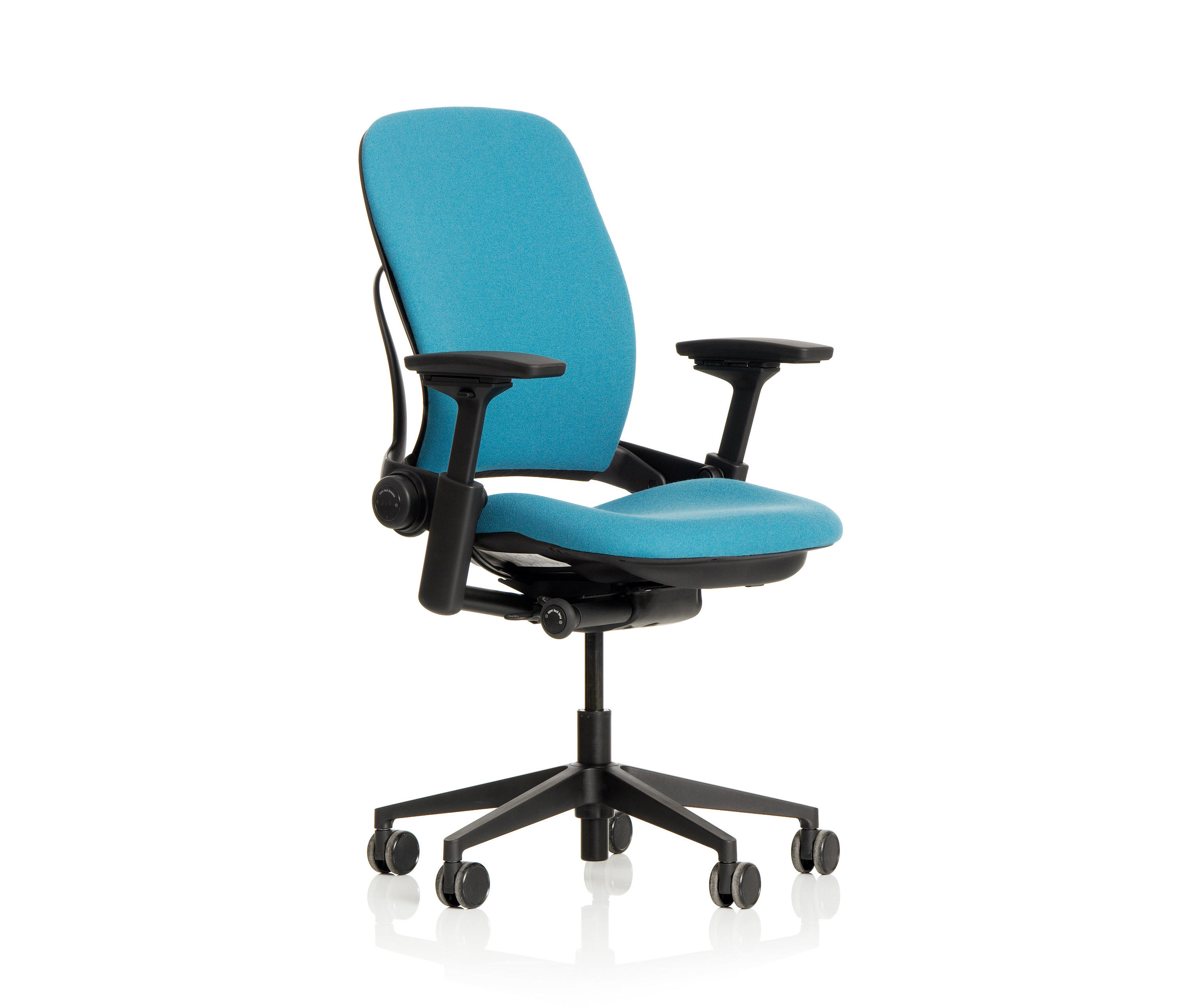 Leap chaises de travail de steelcase architonic for Chaise de travail