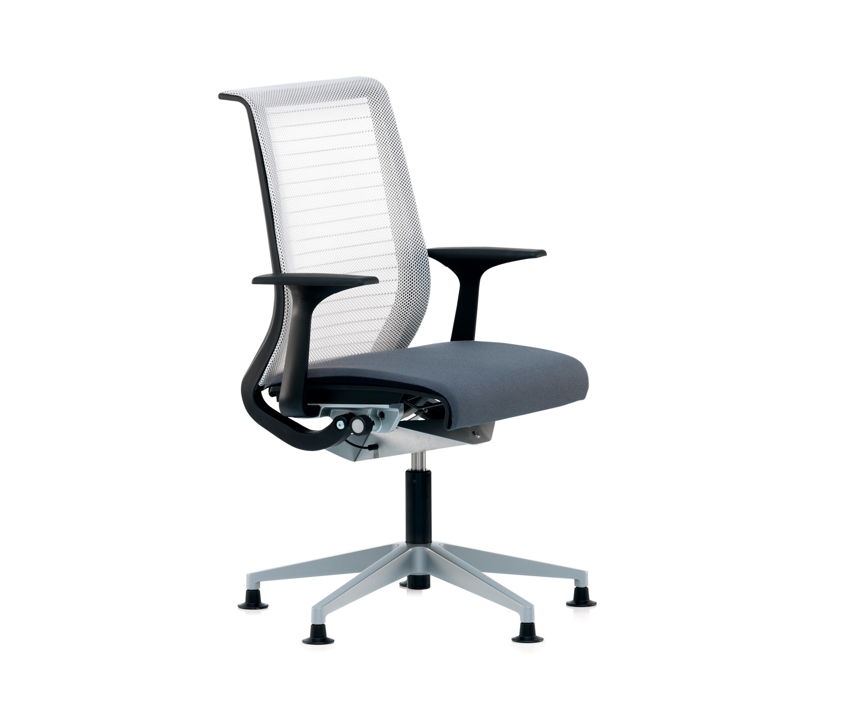 Think task chairs from steelcase architonic for Steelcase chairs