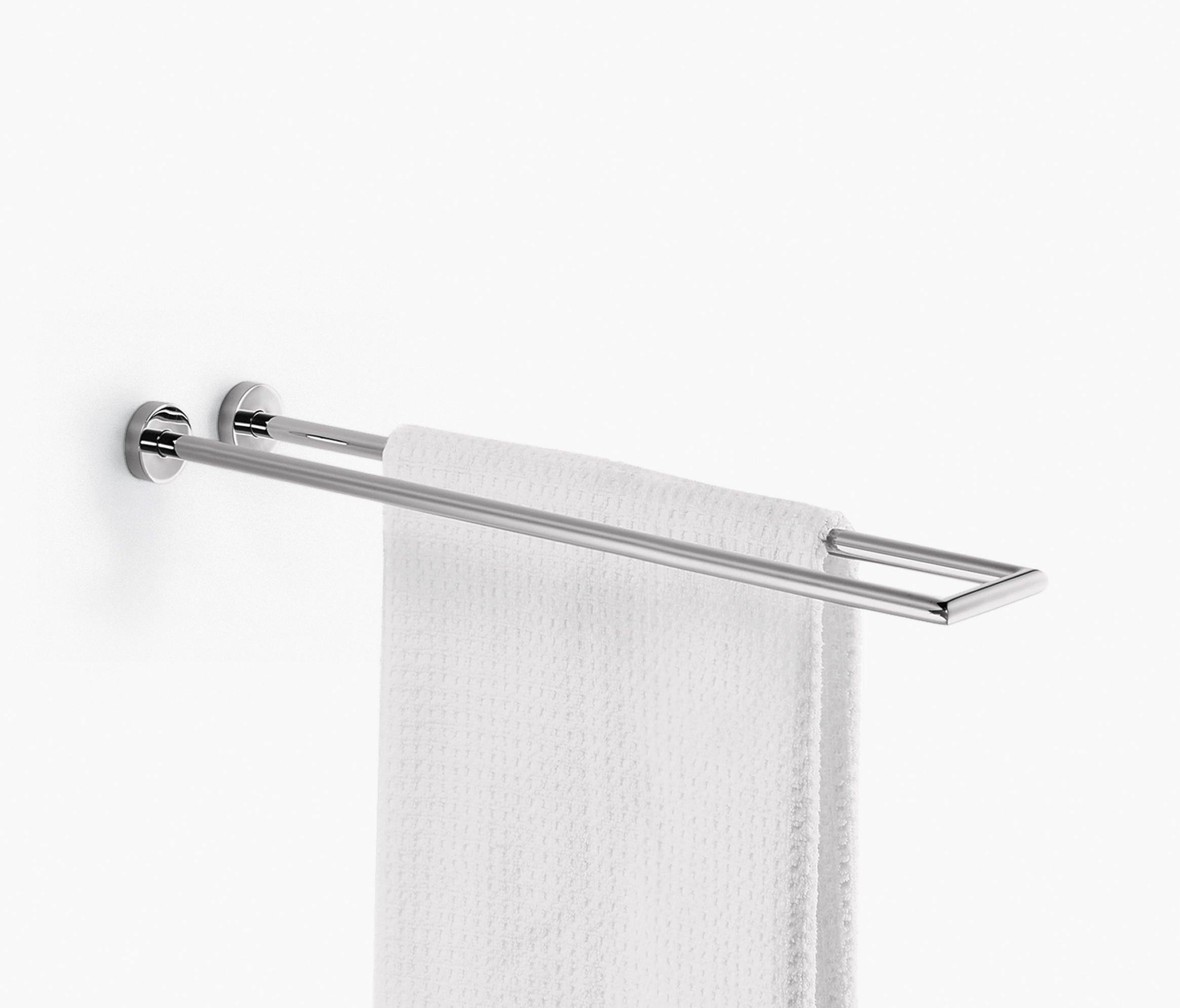 tara logic towel bar towel rails from dornbracht. Black Bedroom Furniture Sets. Home Design Ideas