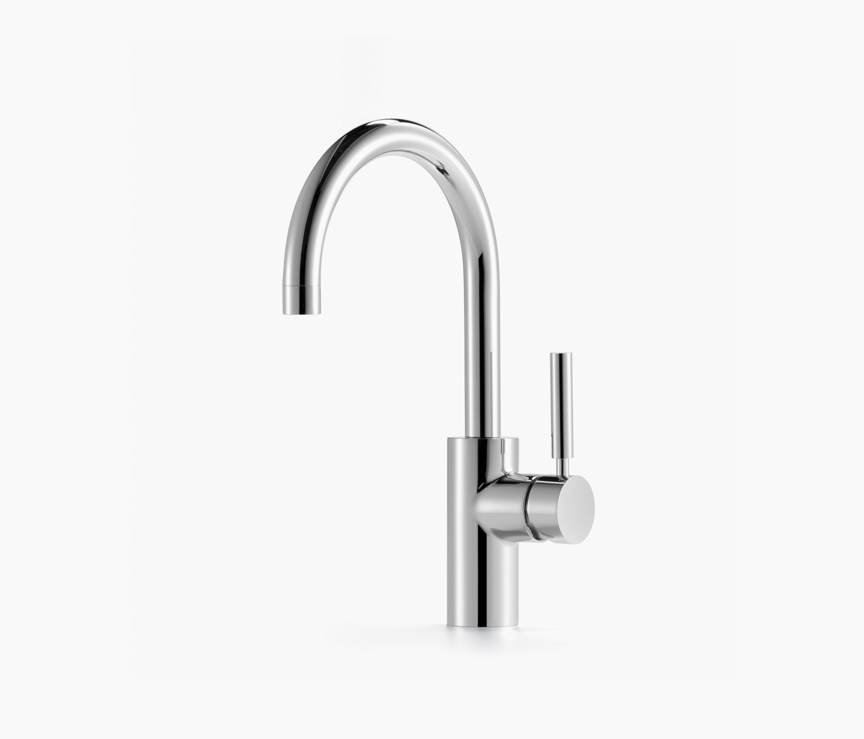 Logic - Single-lever basin mixer by Dornbracht | Wash-basin taps