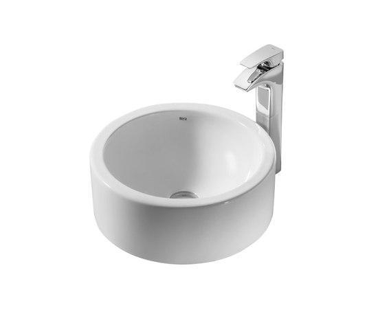 Terra lavabo lavabos de roca architonic for Catalogo roca pdf