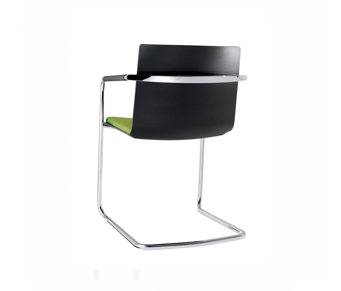 neos 183 3 besucherst hle von wilkhahn architonic. Black Bedroom Furniture Sets. Home Design Ideas