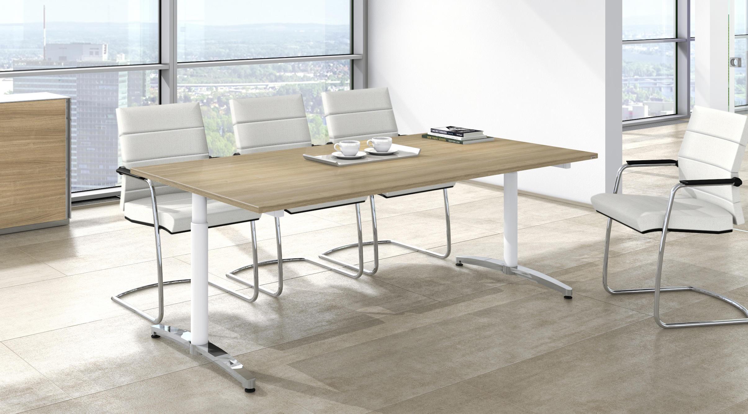 canvaro meeting tables de conf rence de assmann. Black Bedroom Furniture Sets. Home Design Ideas