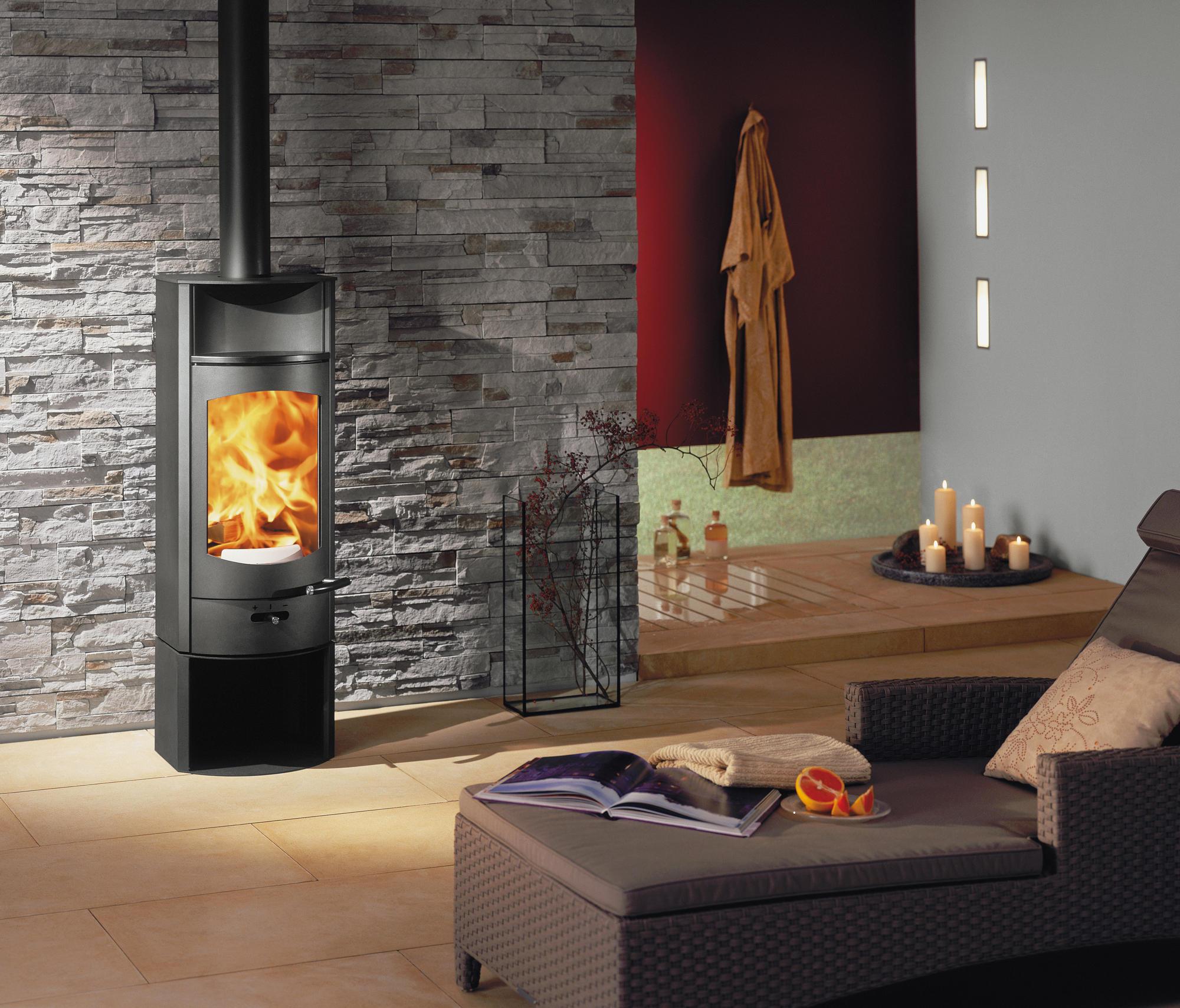 flok wood burning stoves from austroflamm architonic
