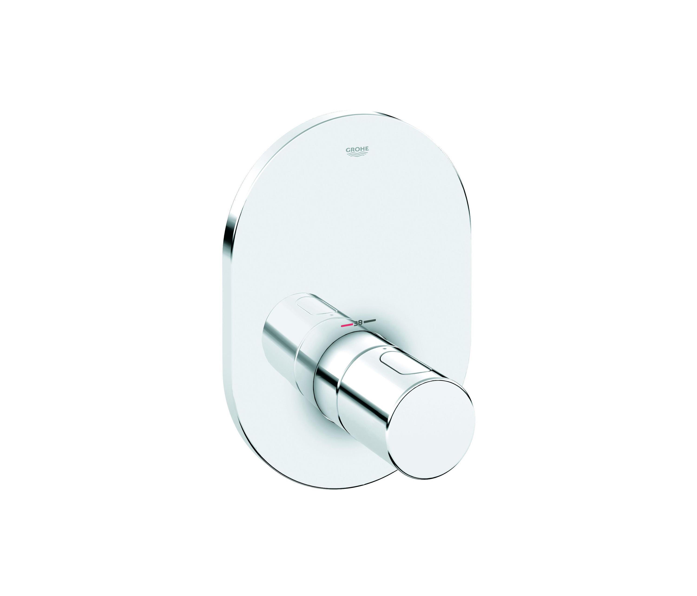 grohtherm 3000 cosmopolitan thermostat zentralbatterie. Black Bedroom Furniture Sets. Home Design Ideas