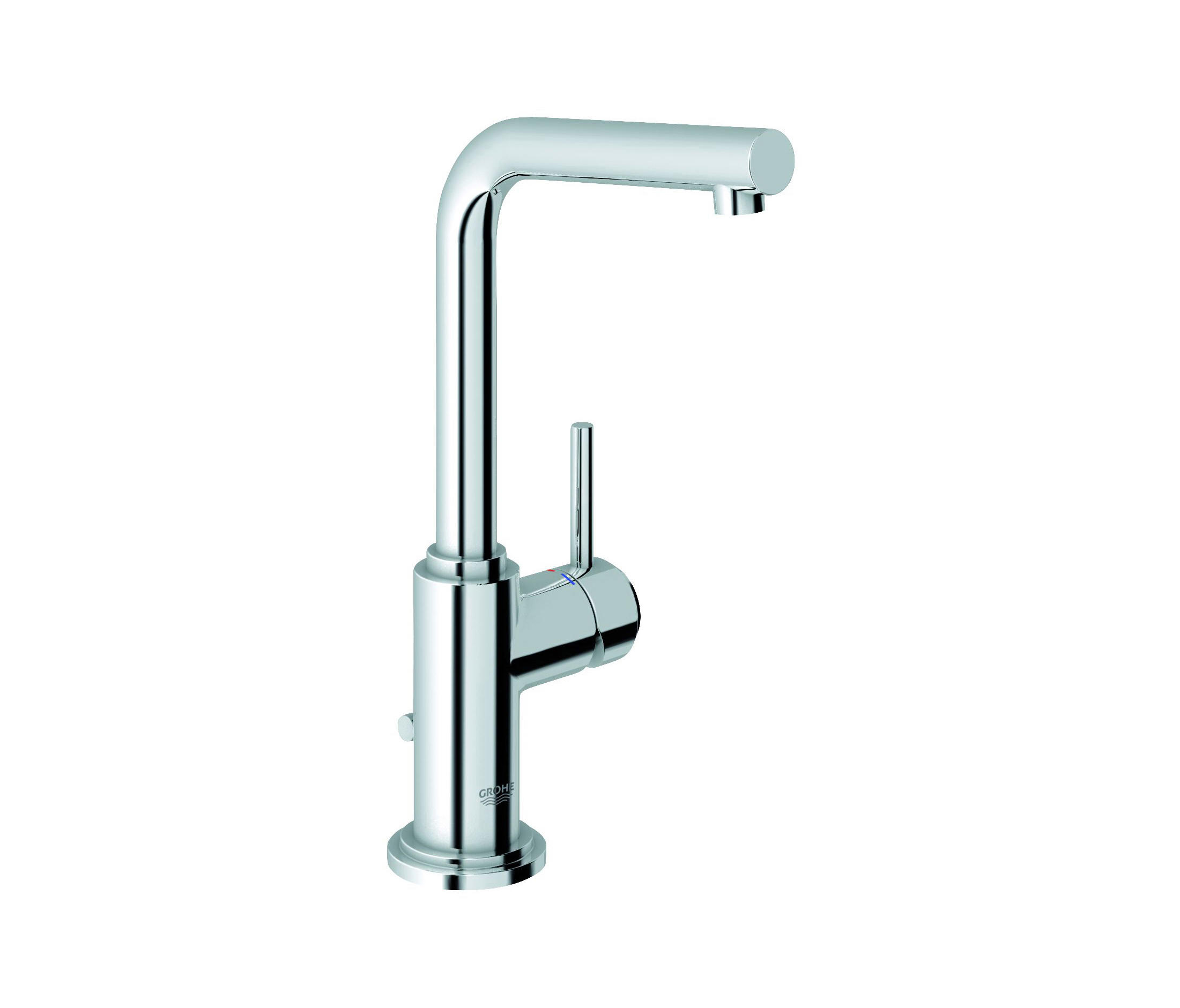 ATRIO SINGLE-LEVER BASIN MIXER 1/2\