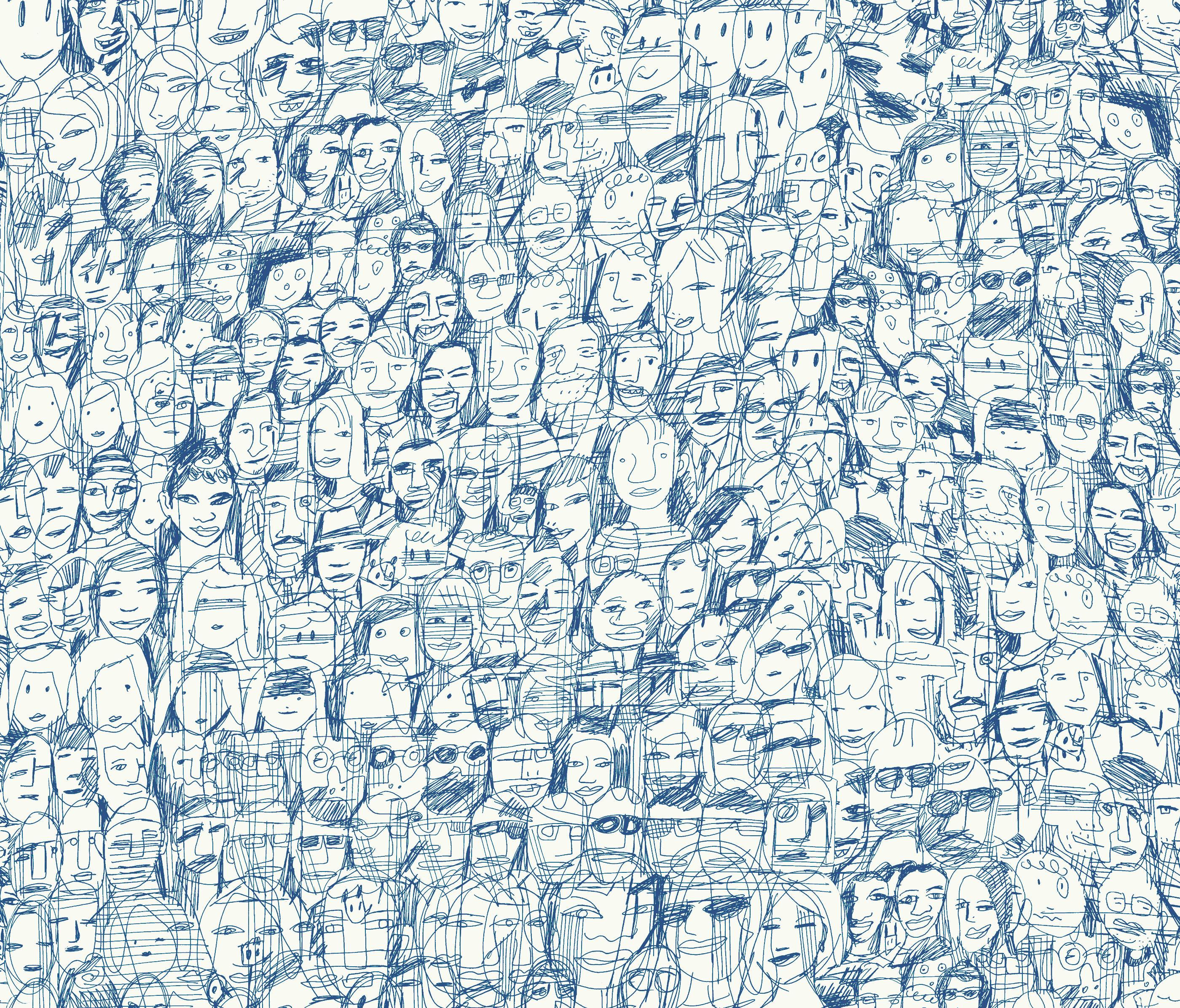 Mil caras 1995 1 revestimientos de paredes papeles - Papeles pintados barcelona ...