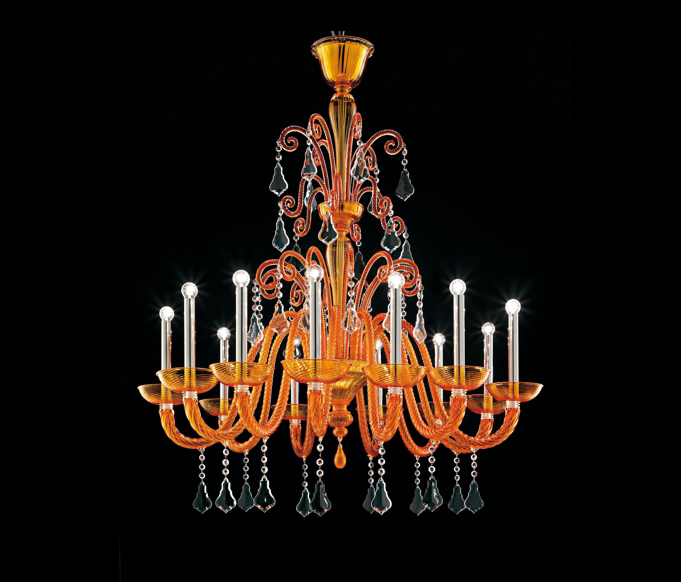 lighting products chandelier nova orange bliss galilee description