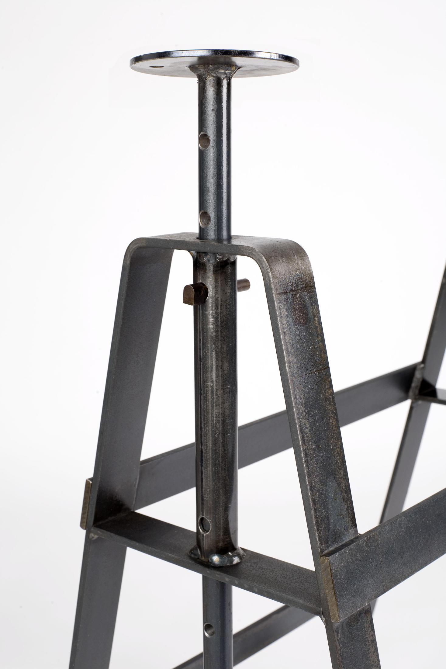 Tischbock Höhenverstellbar affe tischbock tischgestelle atelier haußmann architonic