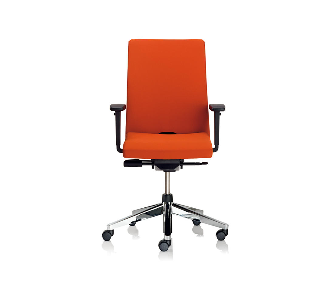 Comforto 39 chaises de travail de haworth architonic for Chaise de travail