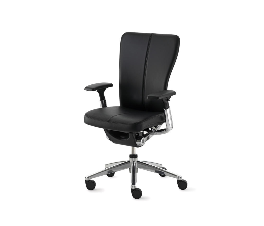 ZODY Task chairs from Haworth