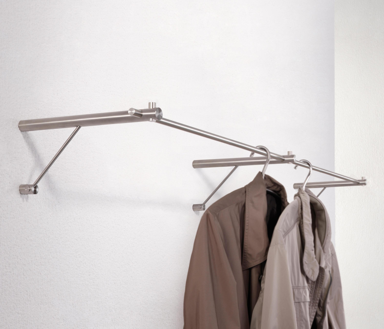 Wandgarderobe g3 600 garderoben von phos design architonic - Wandgarderobe design ...