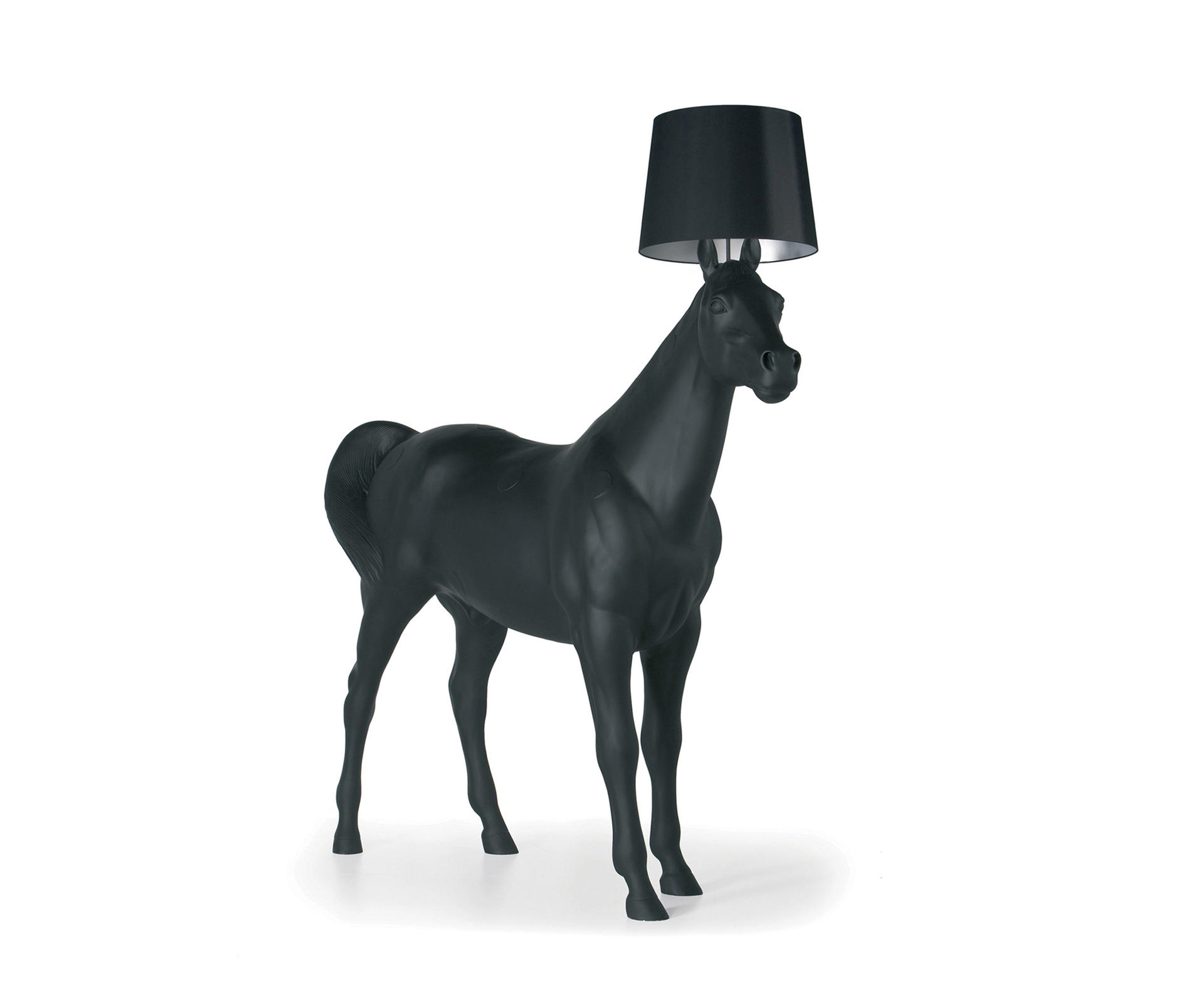 Merveilleux Horse Lamp By Moooi | Free Standing Lights ...