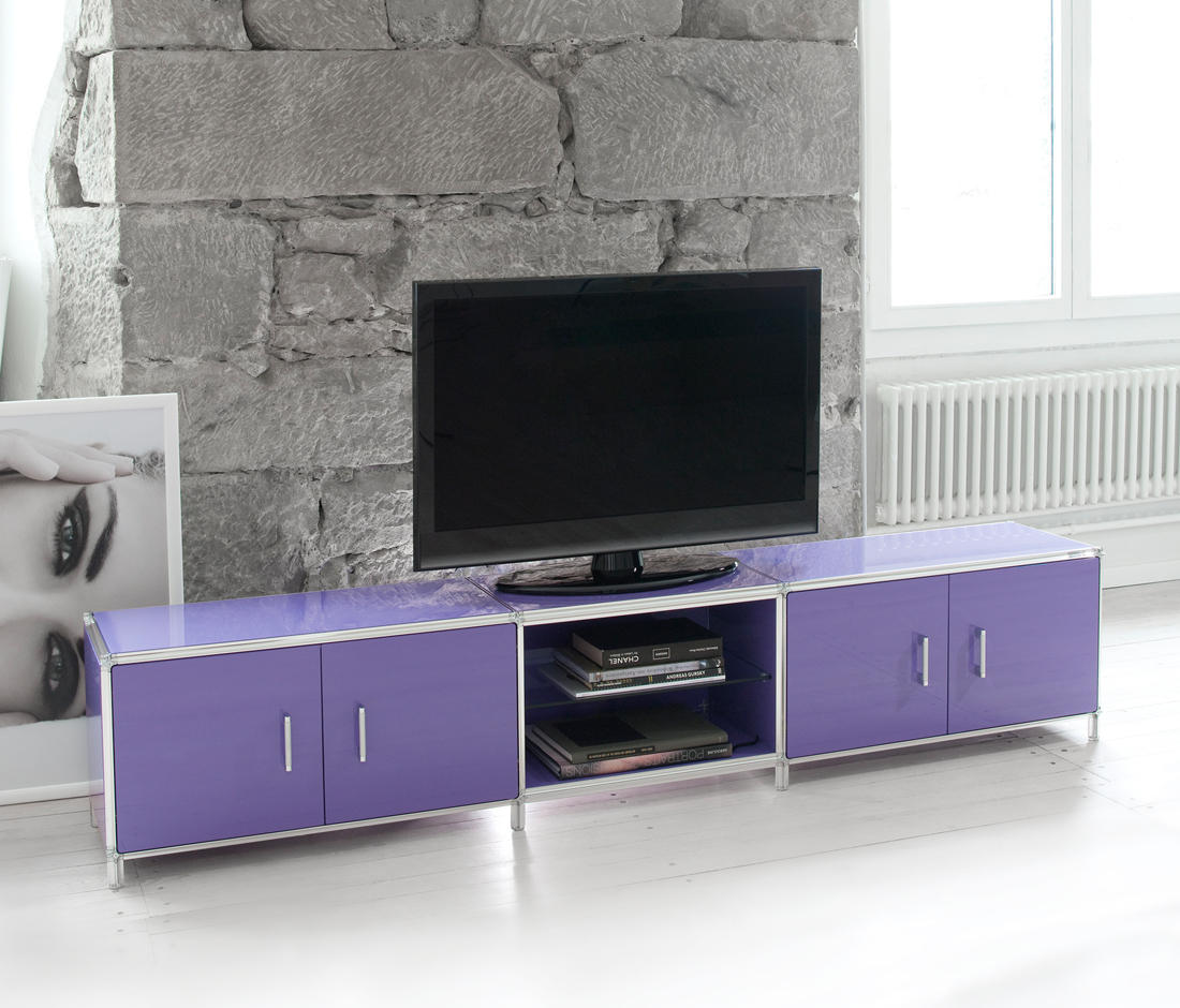 Lowboard multimedia sideboards from artmodul architonic for Sideboard lowboard