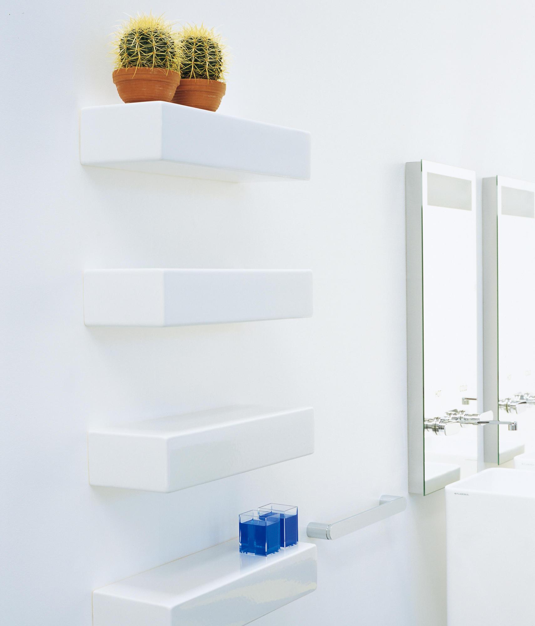 BRICK SHELF - Bath shelves from Ceramica Flaminia | Architonic