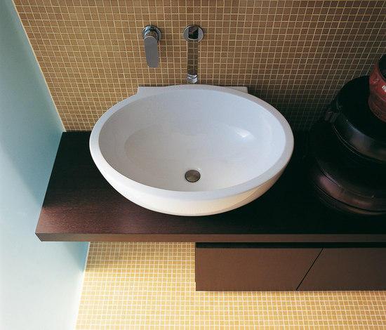 Dip lavabo lavabi lavandini ceramica flaminia architonic for Flaminia lavabi