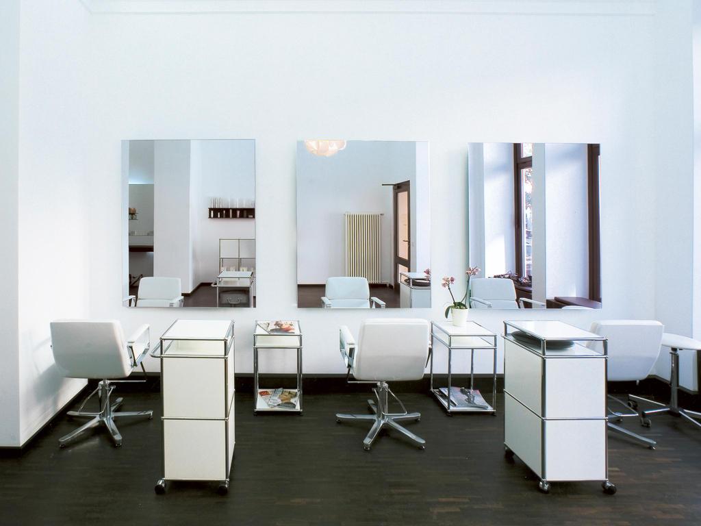 Bureau usm haller usm haller bespoke reception desk in holborn