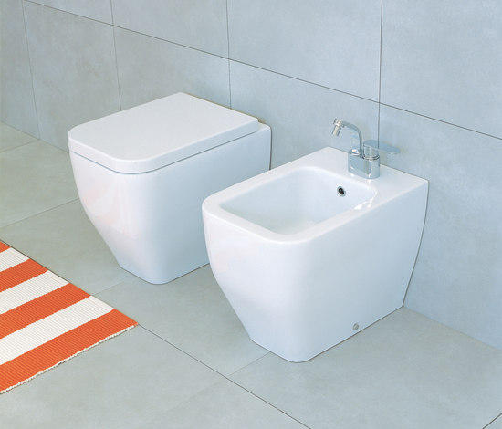 TERRA WC | BIDET - WC from Ceramica Flaminia | Architonic on
