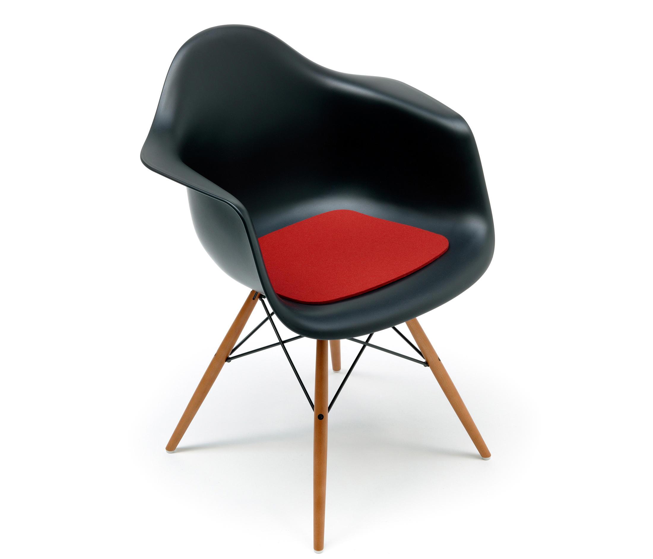 Seat Cushion Eames Plastic Arm Chair, Eames Side Chair Cushion