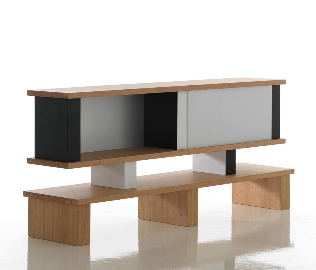 518 plurima regale von cassina architonic. Black Bedroom Furniture Sets. Home Design Ideas