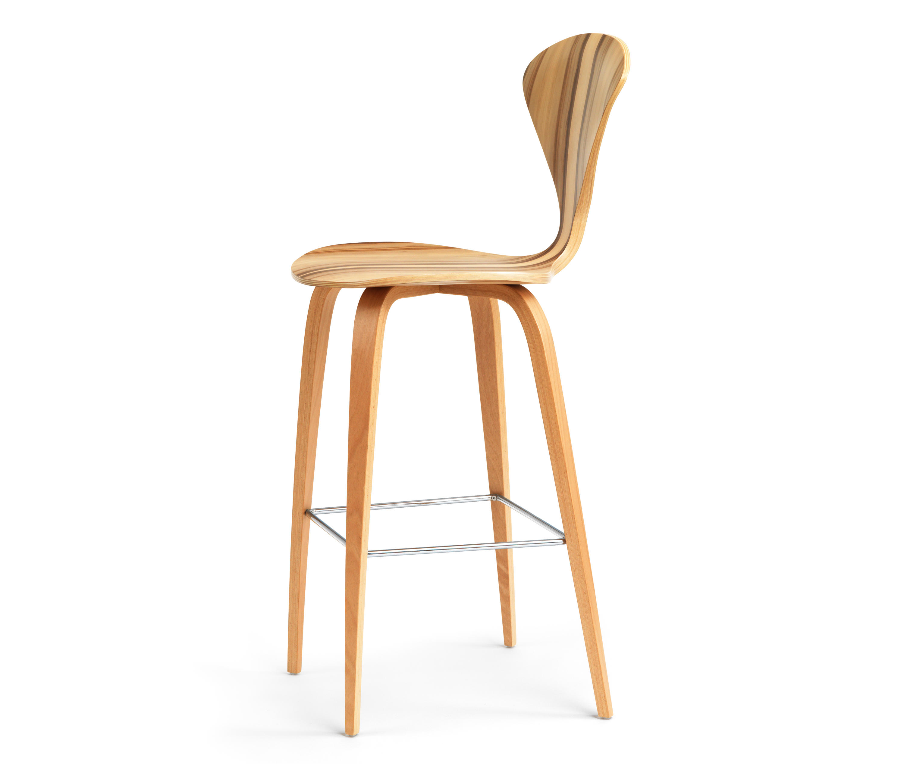 ... Cherner Wood Base Stool By Cherner | Bar Stools ...