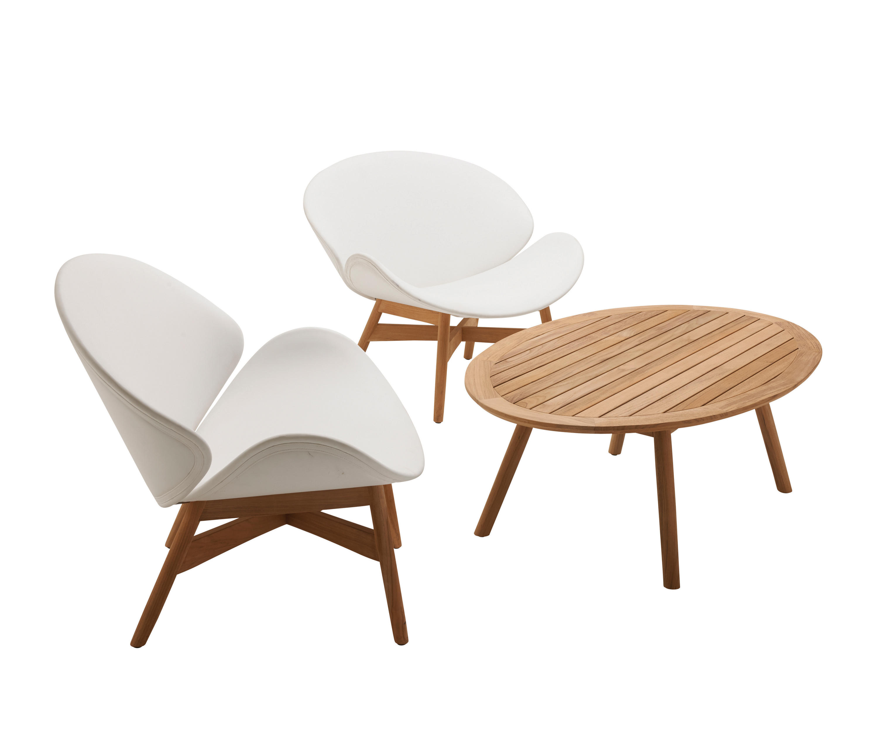 Dansk lounge chair garden armchairs from gloster for Furniture furniture