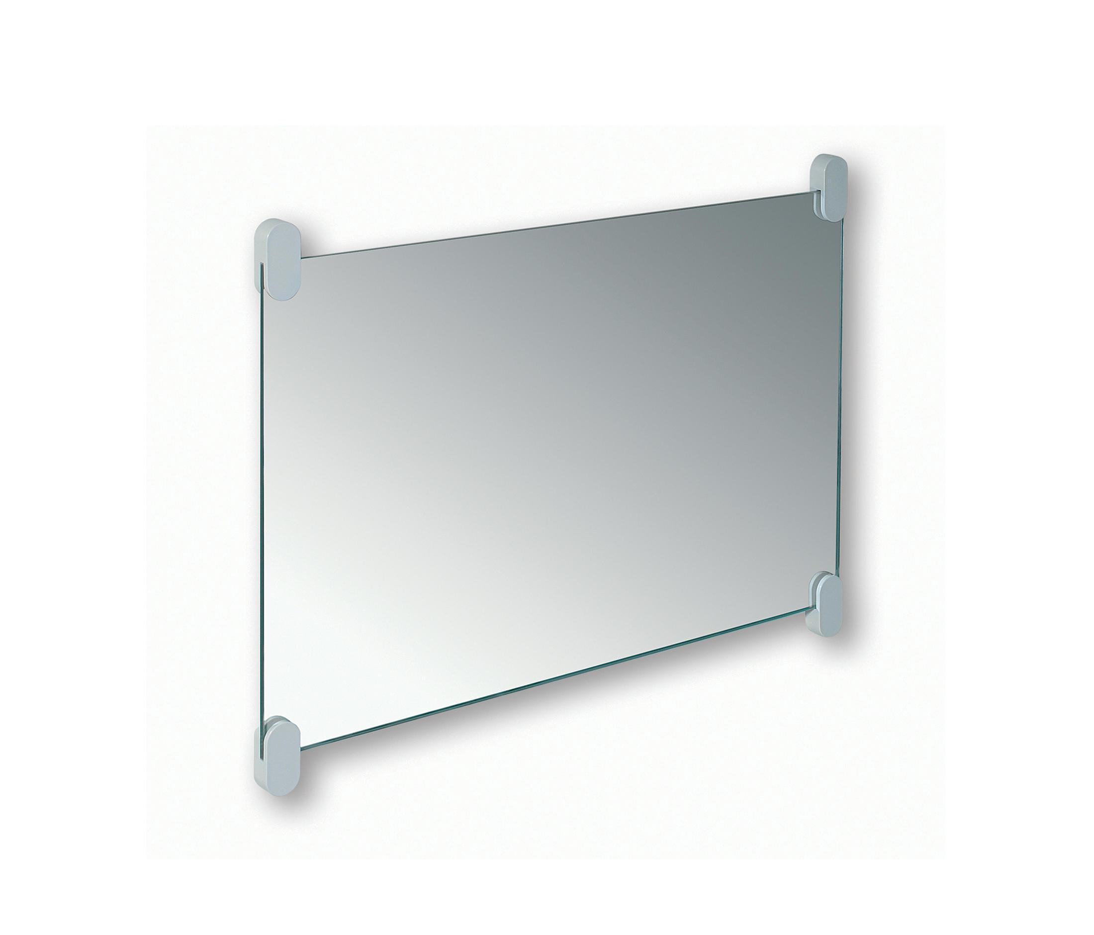 miroir en cristal miroirs muraux de hewi architonic. Black Bedroom Furniture Sets. Home Design Ideas