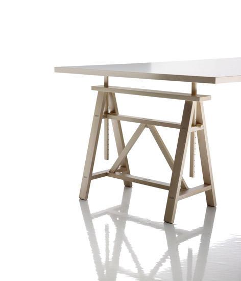 TEATRO CAVALLETTI - Cavalletti per tavoli Magis | Architonic