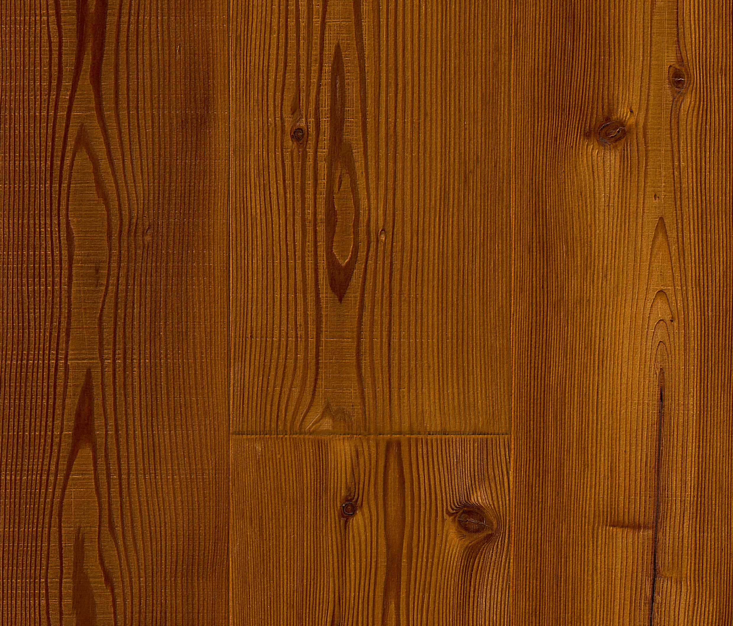 Floors softwood larch marrone rustic wood flooring from