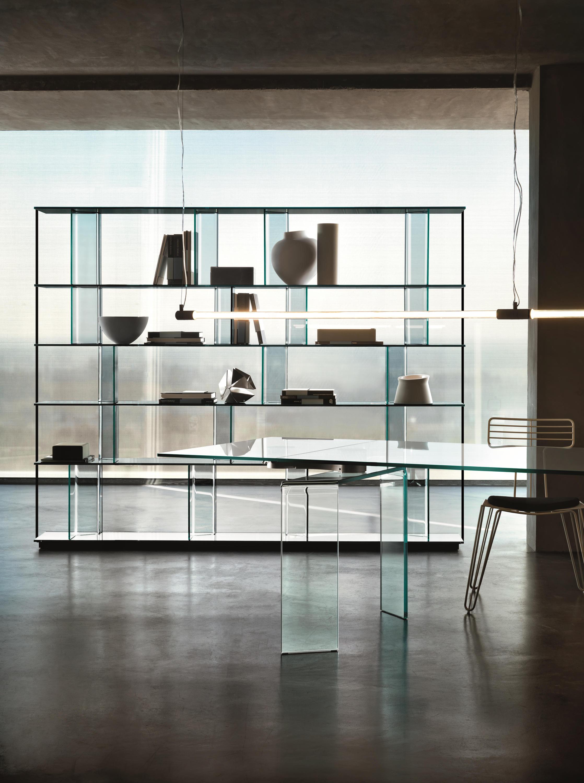 inori shelving modules from fiam italia architonic. Black Bedroom Furniture Sets. Home Design Ideas