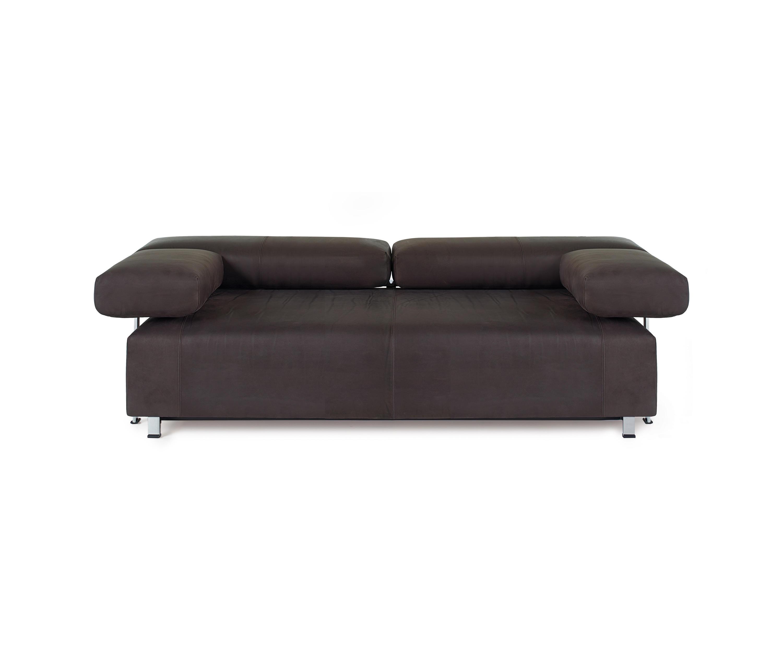 gartensofa 2 sitzer rocking in grau mit auflagen und. Black Bedroom Furniture Sets. Home Design Ideas