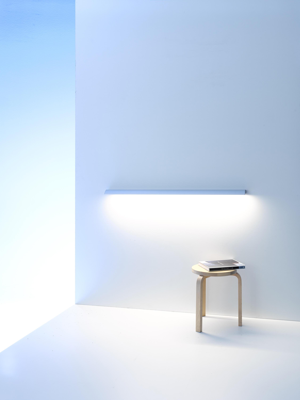 artemide linear suspension lighting logicominitriple logico triple light mini