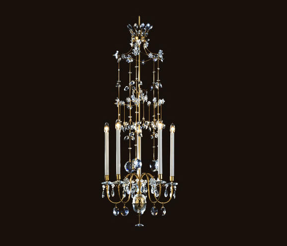 Pariser chandelier chandeliers from lobmeyr architonic pariser chandelier by lobmeyr chandeliers aloadofball Image collections