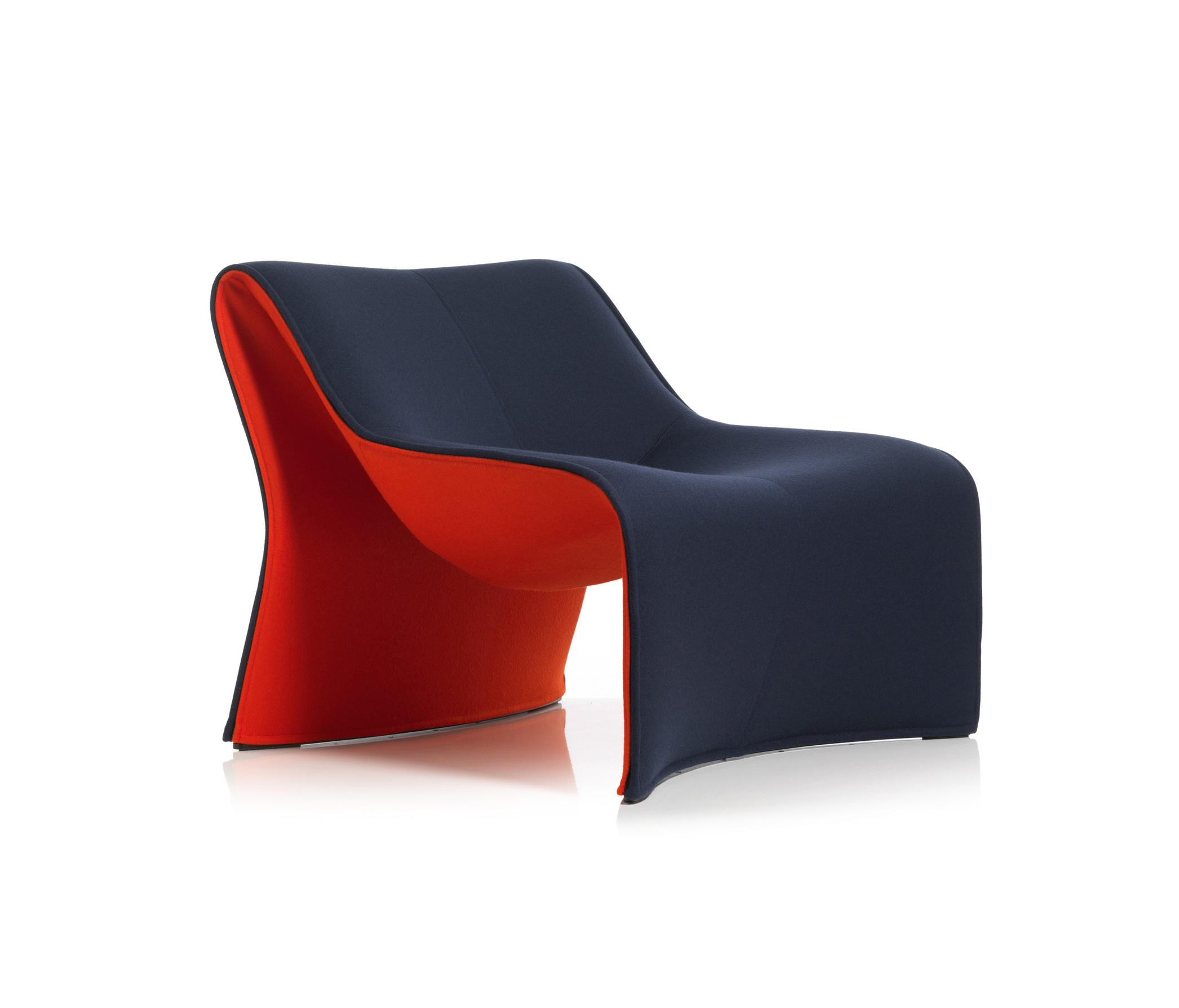 181 cloth lounge chairs from cassina architonic