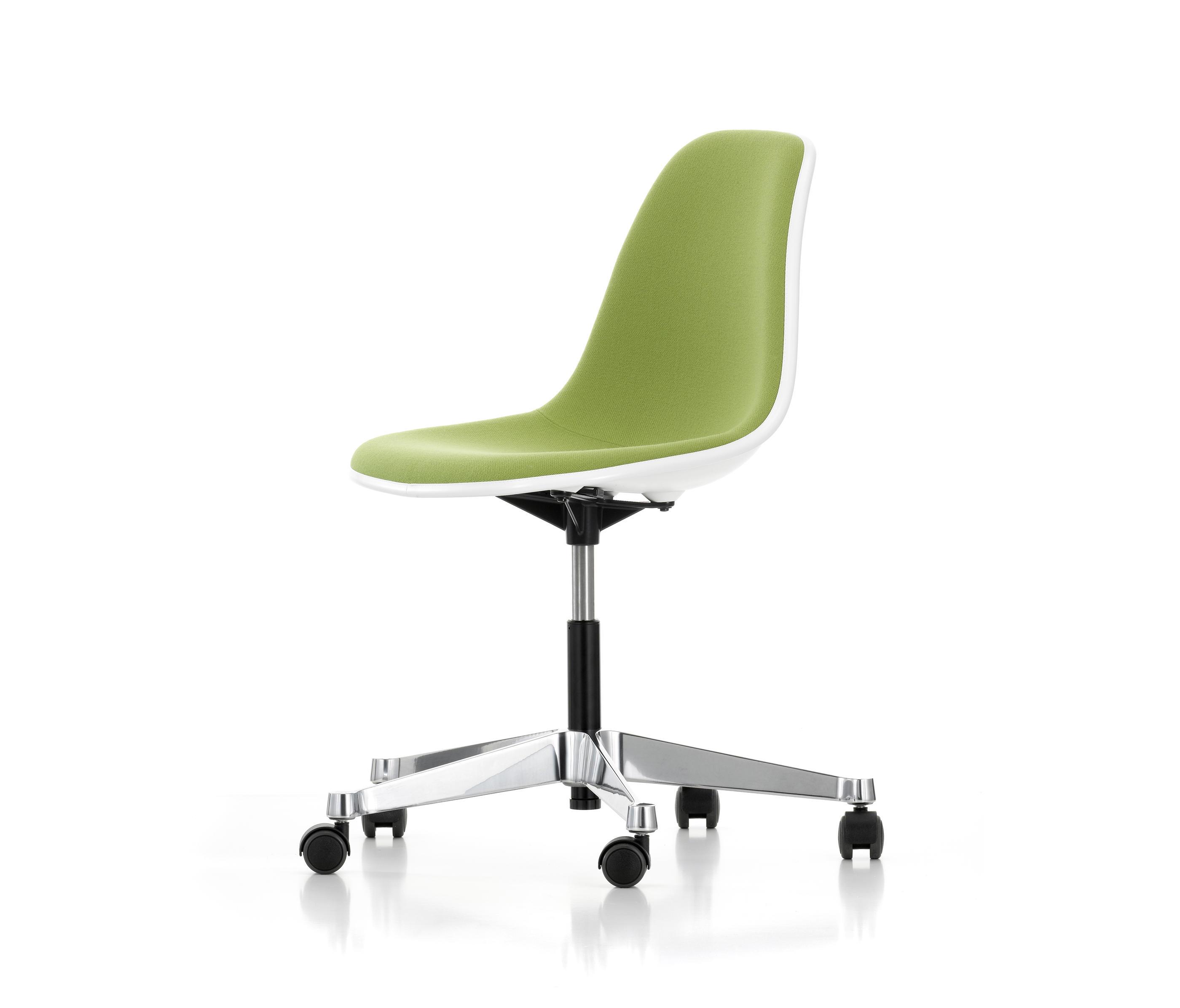 Pscc plastic chair sedie girevoli da lavoro vitra architonic - Sedie vitra ufficio ...