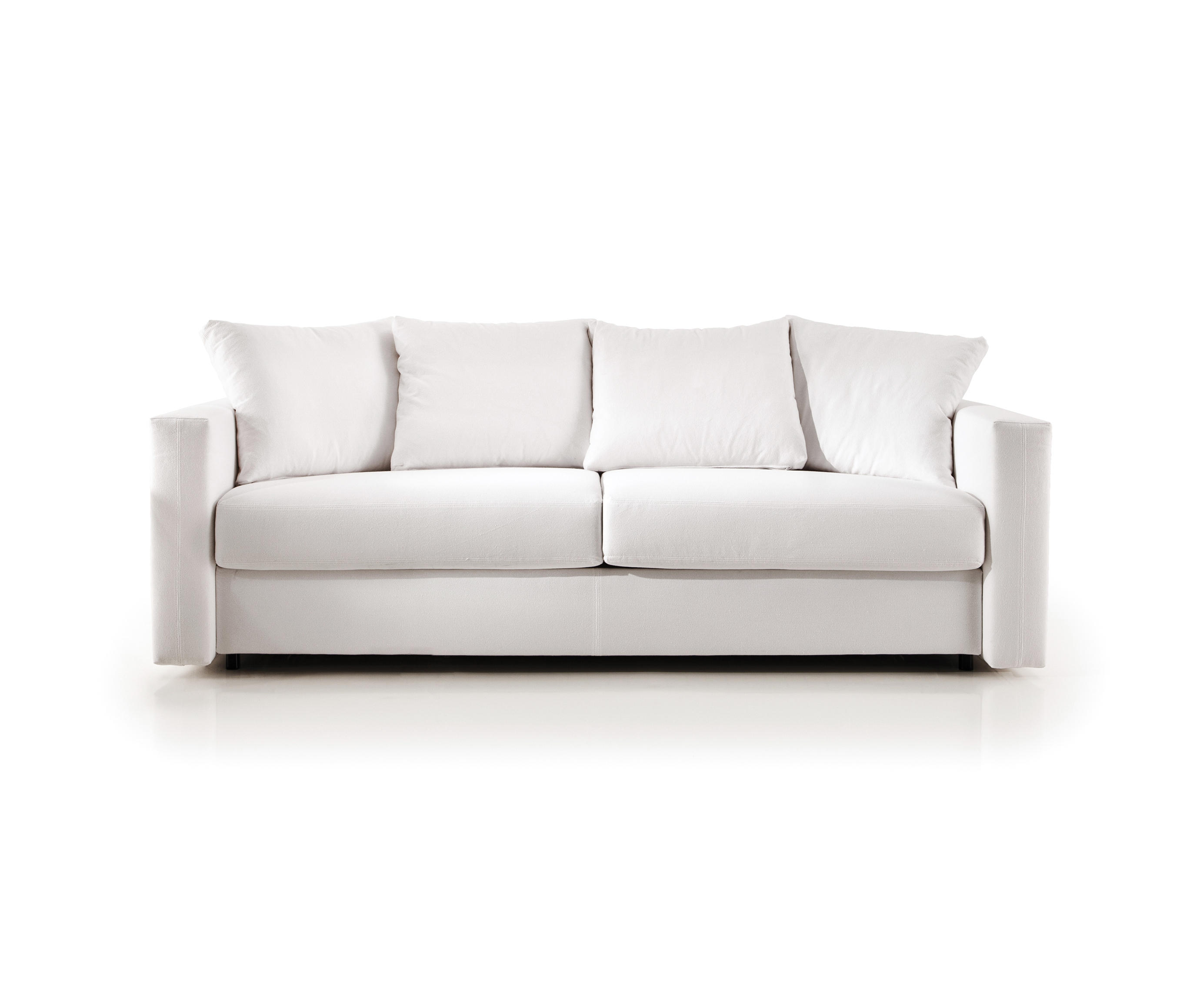 Trendy fulletto bedsofa by vibieffe sofa beds with naidei for Prostoria divani