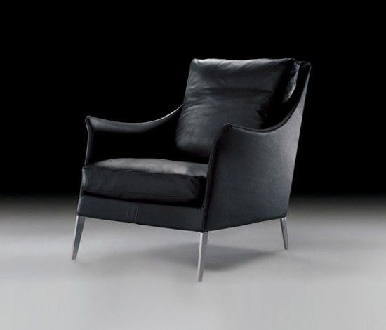 boss lounge chairs from flexform architonic. Black Bedroom Furniture Sets. Home Design Ideas