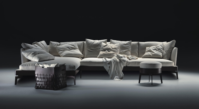 feel good large sofa si ges modulaires de flexform. Black Bedroom Furniture Sets. Home Design Ideas