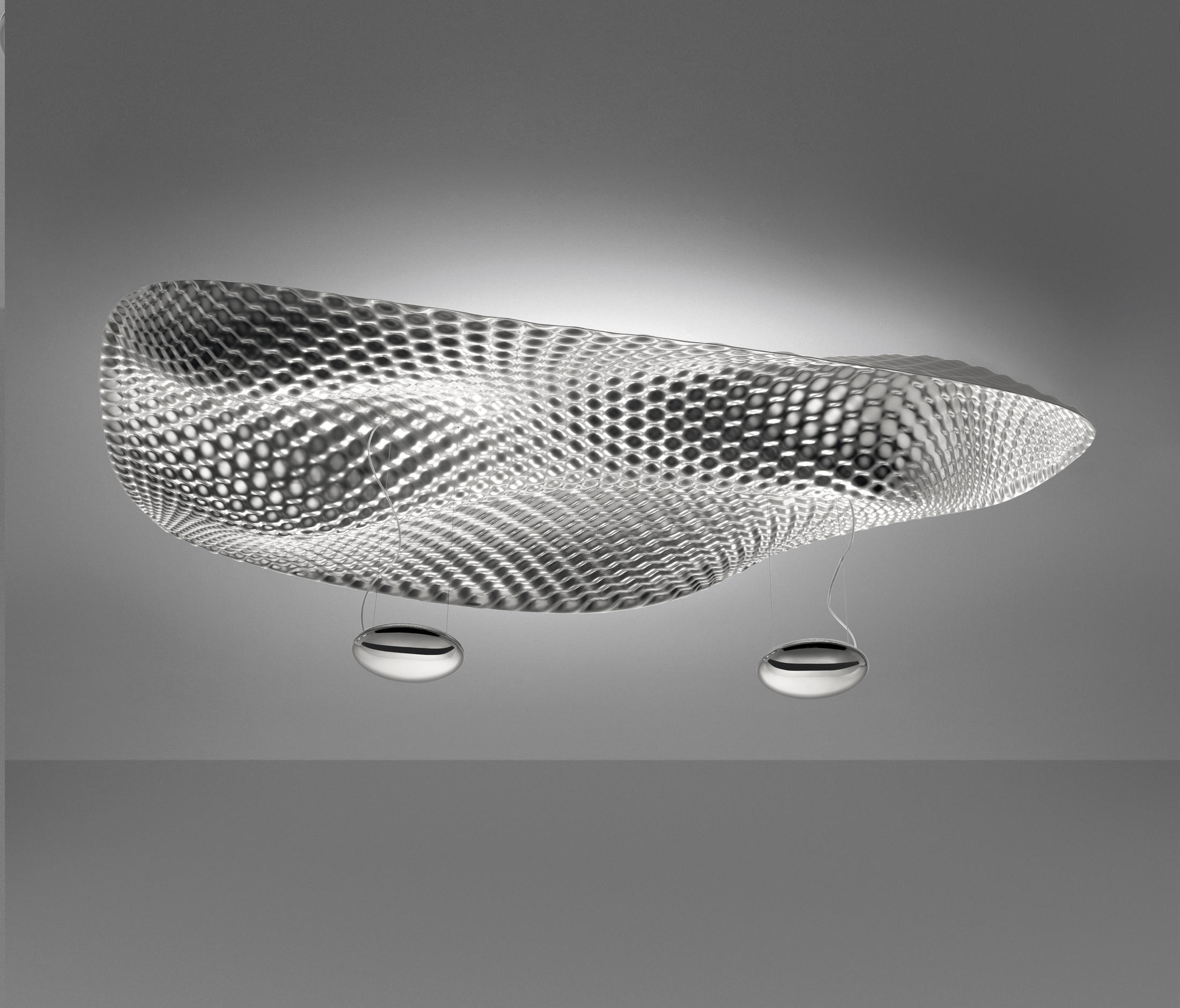 cosmic angel ceiling lamp general lighting from artemide architonic. Black Bedroom Furniture Sets. Home Design Ideas