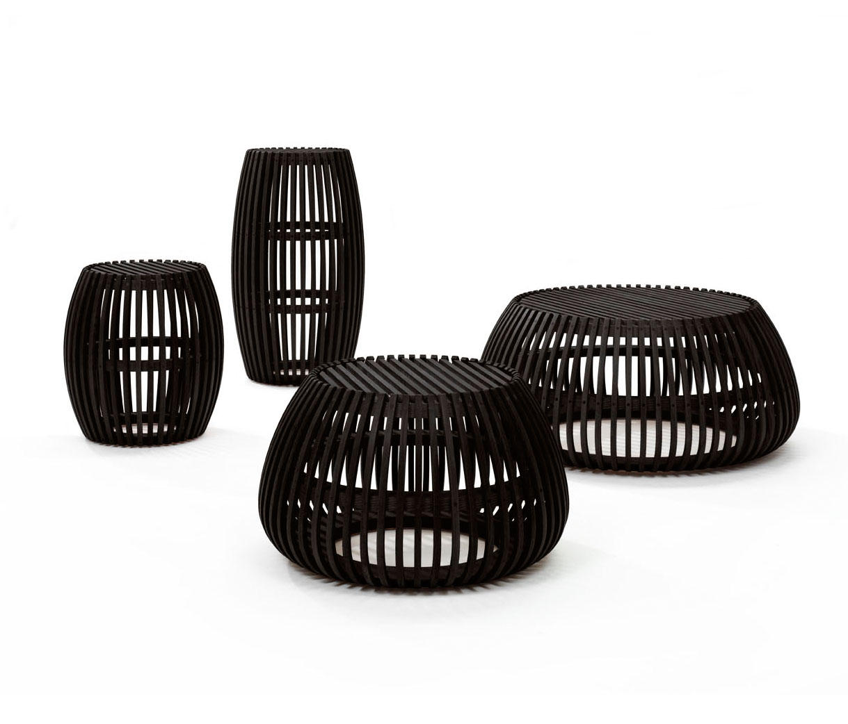 Bubo Bubo Side Tables From Mossi Architonic