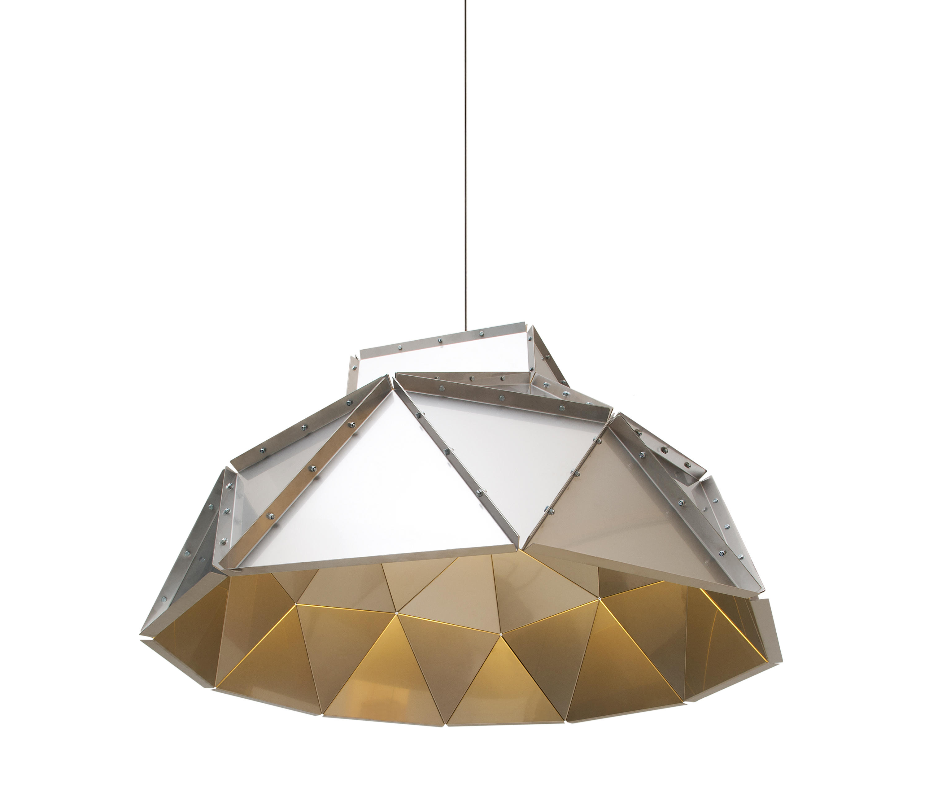 Apollo Suspended Lights From Dark At Night Architonic