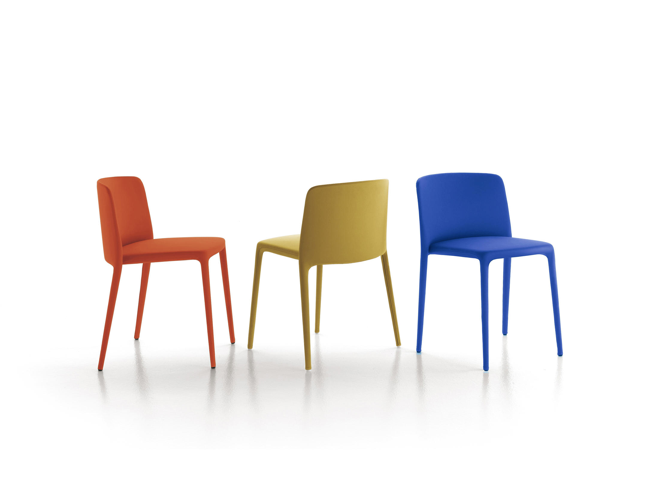 ACHILLE CHAIR - Visitors chairs / Side chairs from MDF Italia ...